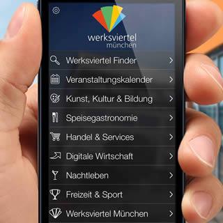 Werksviertel App