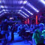Deutschlands größte Super Bowl Party in der TonHalle